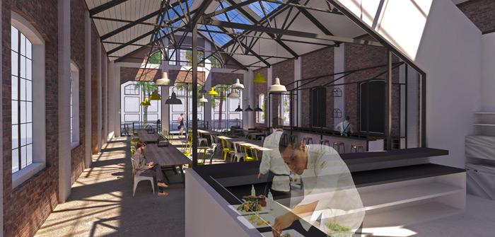 new design university : innenarchitektur | precore, Innenarchitektur ideen