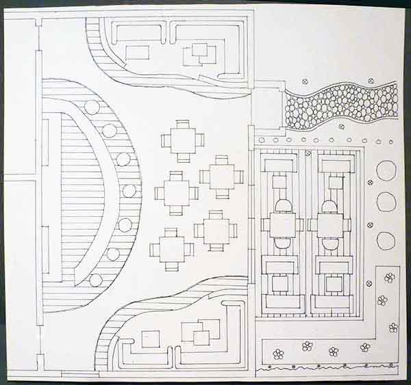 Nelie for Innenarchitektur mappe