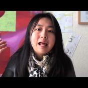 Chinesische Beschreibung unserer Mappenvorbereitung