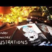 """""""Kingkiller-Chronicles""""-Illustrations"""