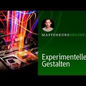 Teaser Experimentelles Gestalten ONLINE
